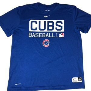 Nike Chicago Cubs Authentic Team Performance shirt